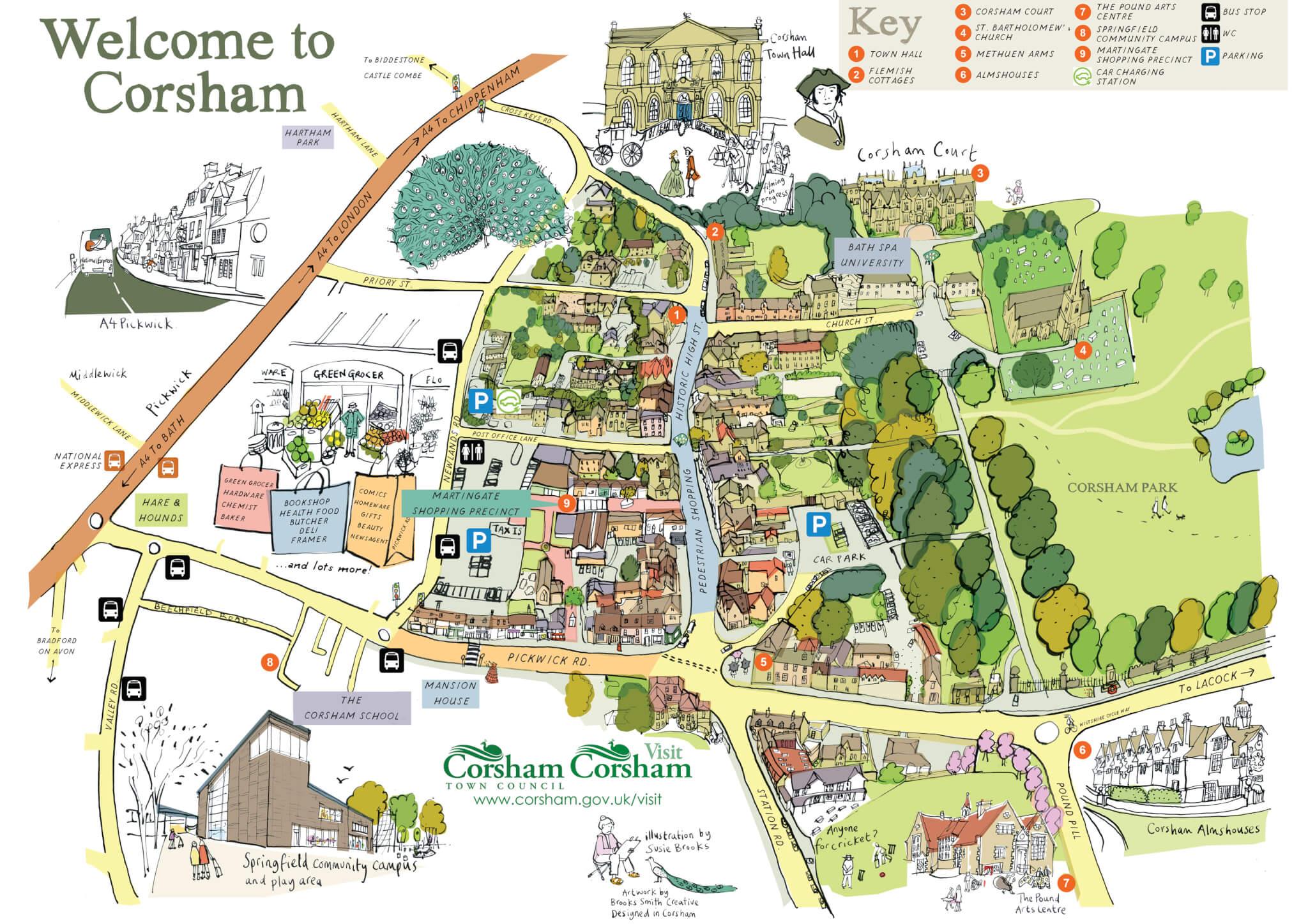 Corsham Map A4.jpg
